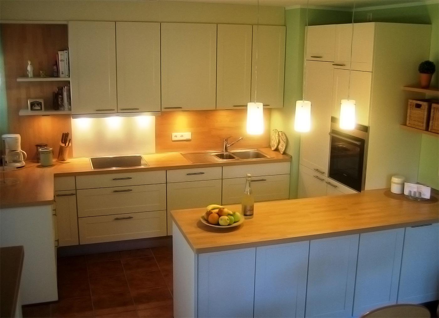 Referenzen von Küche & Raum Ihr Feedback